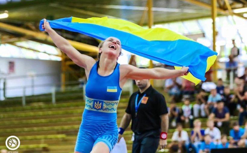 На чемпіонаті України львівські борчині здобули 14 медалей та перше місце у командному заліку