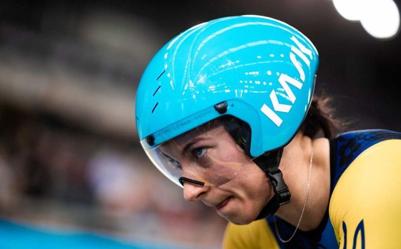 Львівська велогонниця Олена Старікова стала володаркою Кубка світу