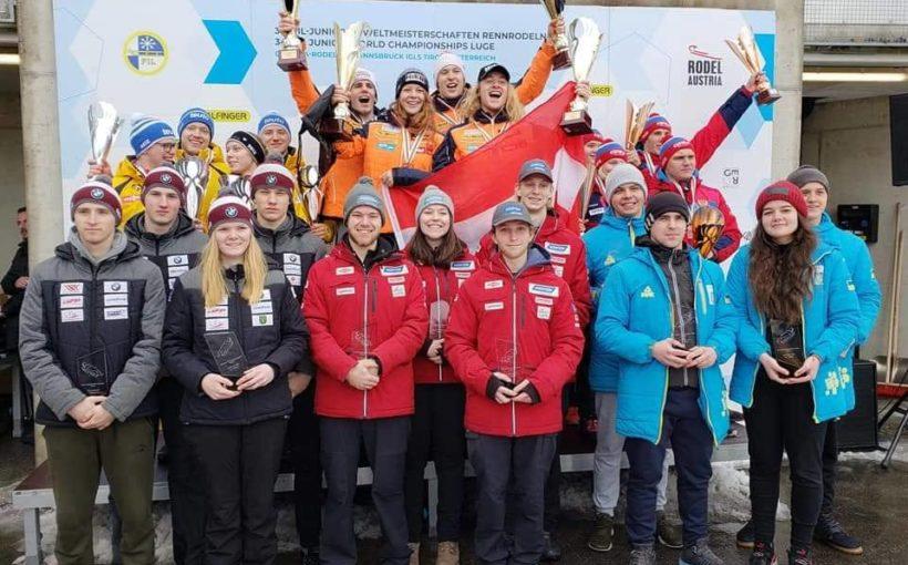 Українські санкарі-юніори посіли шосте місце на чемпіонаті світу