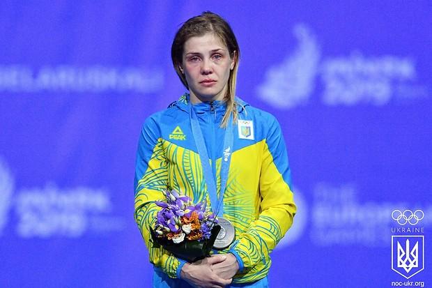 Юлія Хавалджи – срібна призерка Європейських ігор-2019