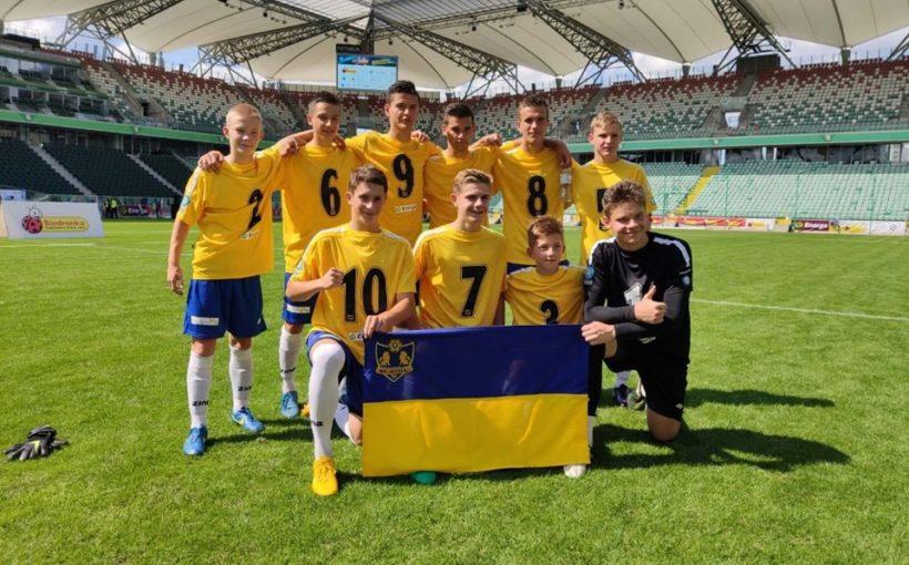 Львівський футбольний клуб КОПА став чемпіоном світу