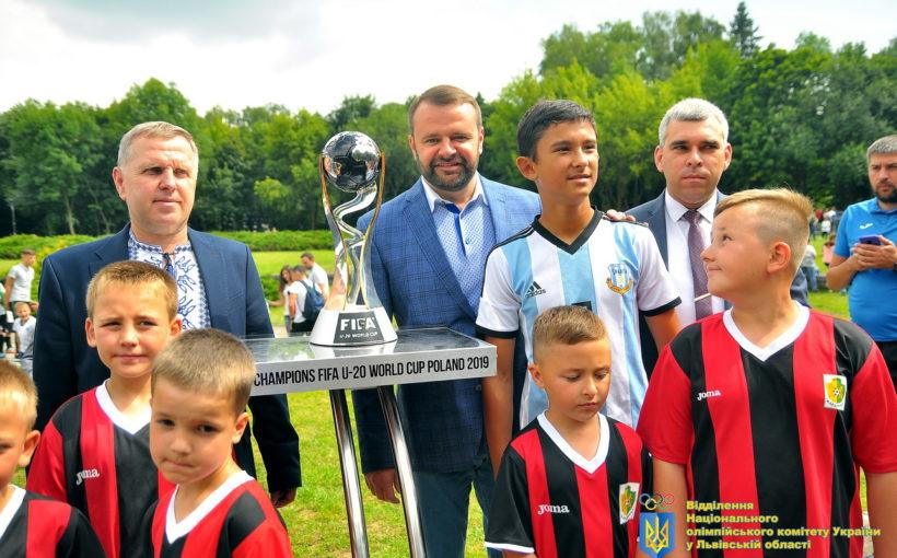 У Львові відзначили 125-річчя українського і львівського футболу