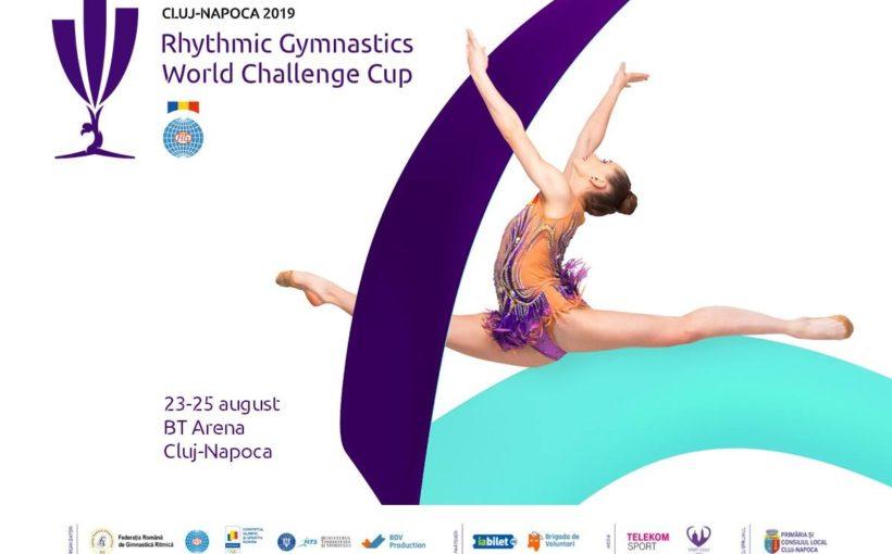 Львів'янки виступлять на Кубку виклику з художньої гімнастики