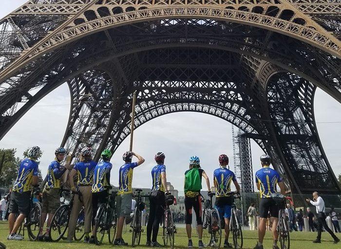 Сьогодні львів'яни стартують у 1200-кілометровому веломарафоні Париж – Брест – Париж