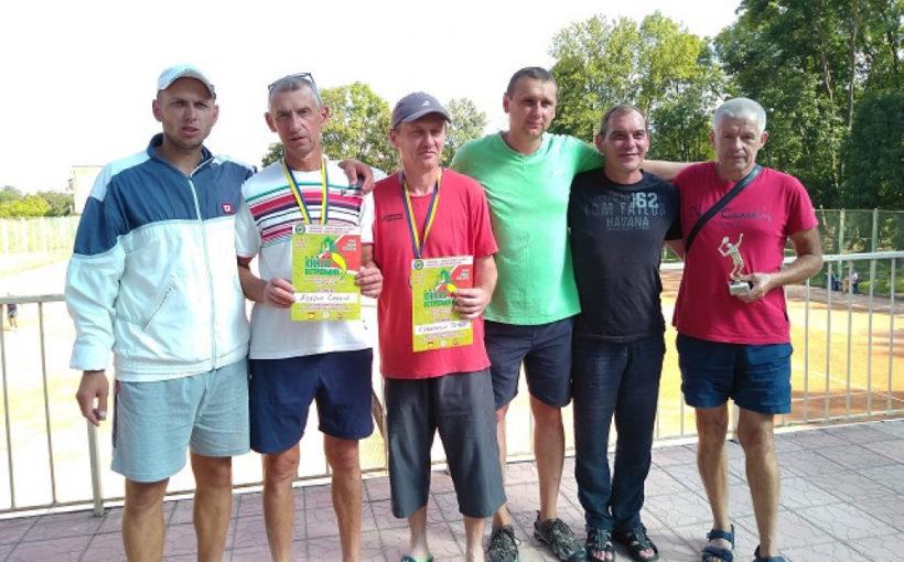Львівські тенісисти змагалися за Кубок князів Острозьких