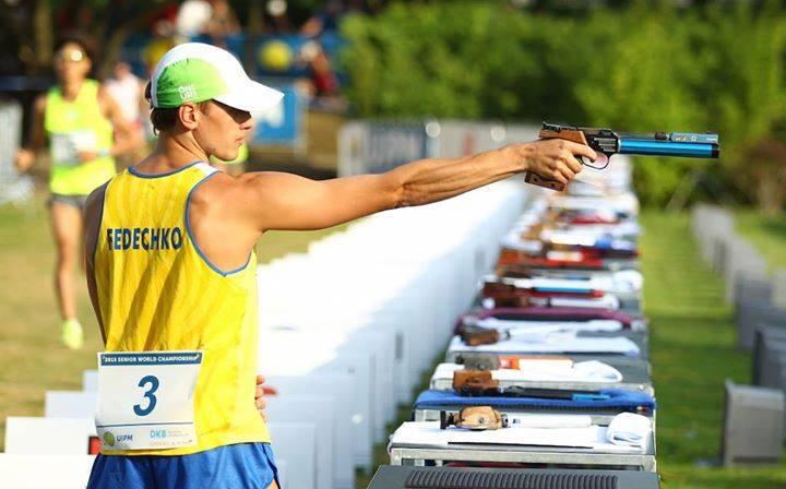 Андрій Федечко: «Ще достатньо часу і варіантів, як здобути олімпійську ліцензію»