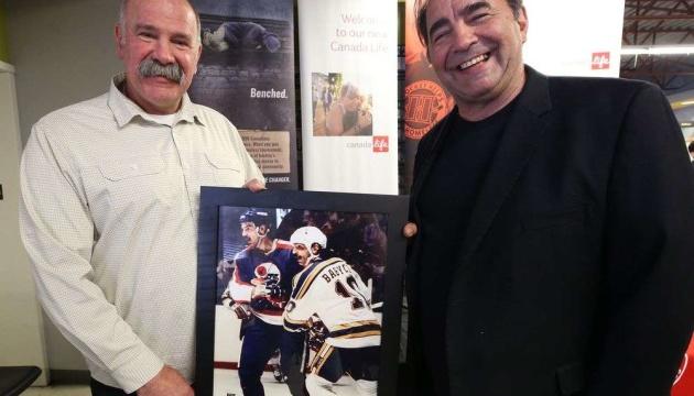 Сьогодні у Львові нагородять братів Бабичів: що треба знати про легендарних канадських хокеїстів українського походження