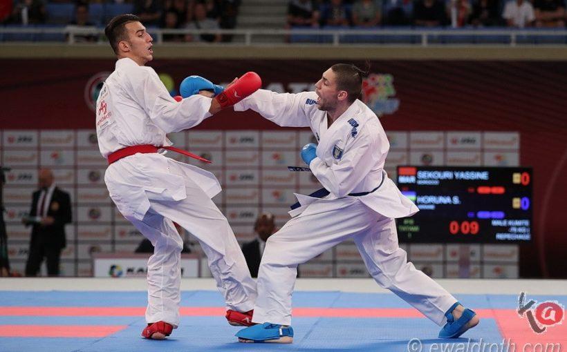 """Станіслав Горуна здобув """"бронзу"""" на турнірі серії Karate1 Premier League в Токіо"""