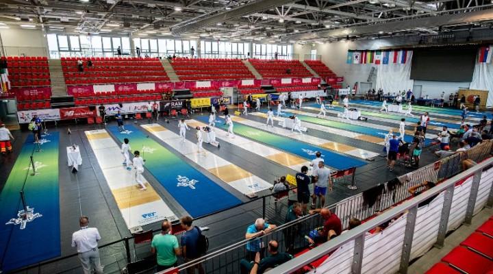 Збірна України з львів'янином Павлом Зведенюком – восьма на чемпіонаті світу з сучасного п'ятиборства
