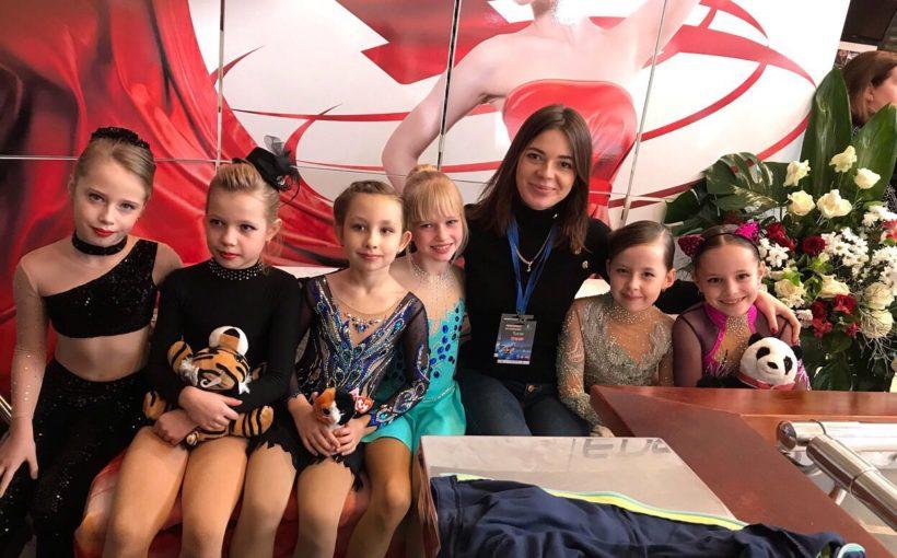 Анастасія Онищенко: «Хочемо створити у Львові СДЮШОР з фігурного катання»