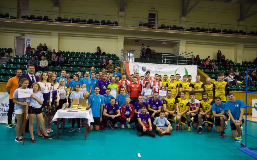 Турецький «Галатасарай», польські «Чарни Радом» та «Ресовія» приїдуть на «Відкритий Кубок Львова з волейболу»