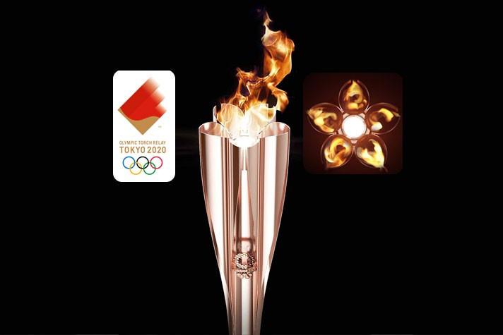 Став відомий графік ходи олімпійського вогню від Афін до Токіо: Японією він йтиме 4 місяці