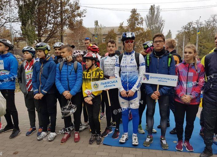 Львів'яни стартували на чемпіонаті України з триатлону (дуатлону) в Мелітополі
