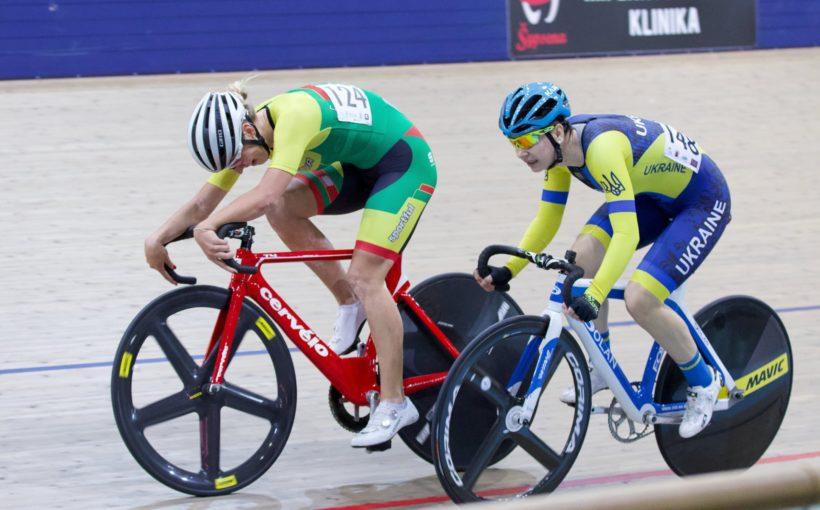 В Мінську стартує І етап Кубка світу з велоспорту на треку. Львів'яни змагатимуться за медалі та олімпійські рейтингові очки