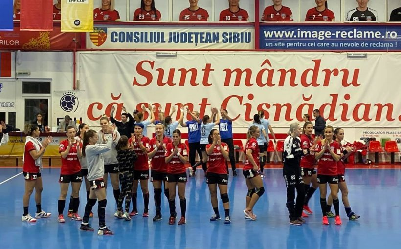 «Галичанка» поступилася румунській «Маґурі» з різницею у 8 м'ячів. Матч-відповідь у Львові за тиждень
