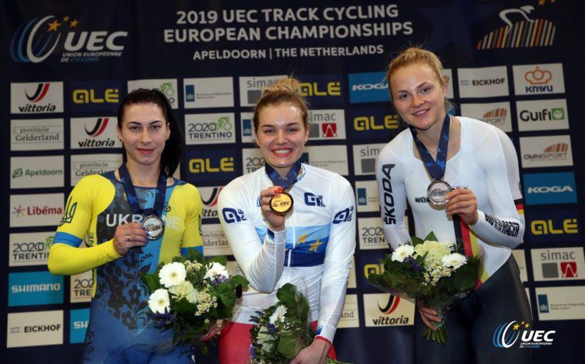Олена Старікова стала віцечемпіонкою Європи: поступилася 10-разовій чемпіонці континенту з Росії