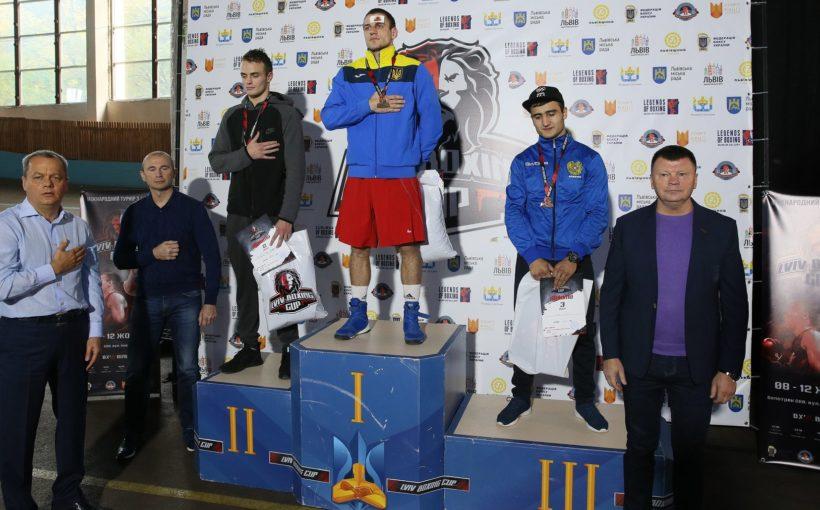 Іван ДАНЧА: «Я радий суддівству на ІІ міжнародному турнірі класу «А» з боксу «Lviv Boxing Cup 2019»