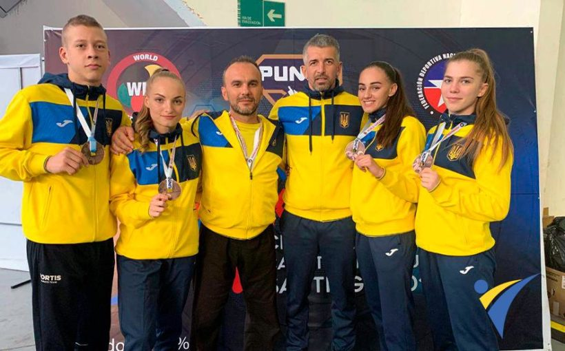 Діана Шостак стала бронзовою призеркою чемпіонату світу з карате серед молоді (U21)