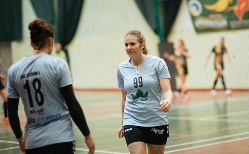 """""""Галичанка"""" зазнала першої поразки в жіночій Суперлізі. Реваншувалися львівські гандболістки вже наступного дня"""