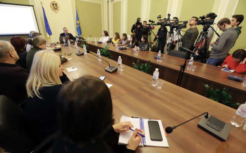 «На 2020 рік ми ввели два нових пріоритети: «Спорт» і «Безпека» – голова Львівської обласної ради