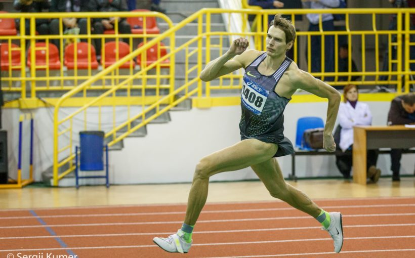Дев'ятеро львів'ян увійшли до основного складу національної збірної України з легкої атлетики на 2020 рік