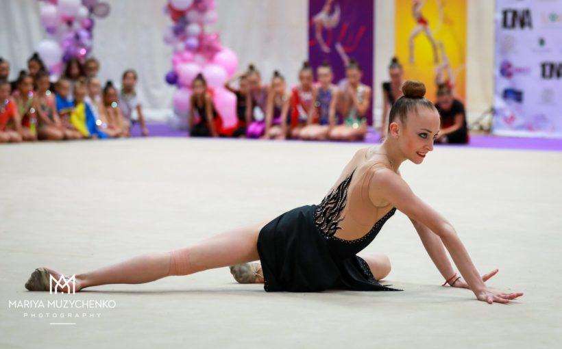 Христина Погранична здобула золоту і чотири срібні медалі на UAE Cup 2019 в Дубаї