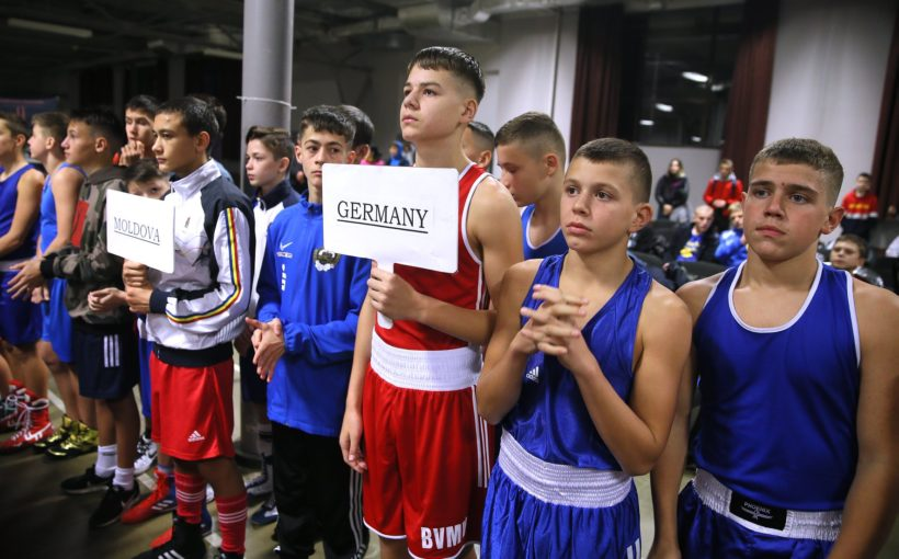 У Львові офіційно відкрили XVII Міжнародний турнір з боксу на призи Андрія Котельника