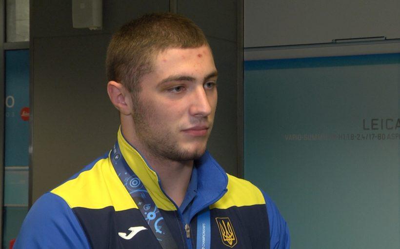 Данило СТАСЮК: «Я просто знав, що маю поїхати додому з медаллю»
