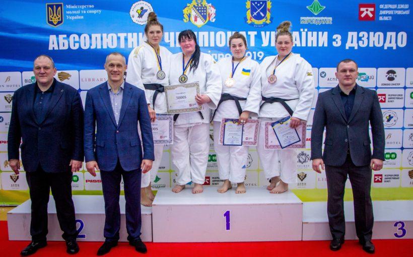 Василина КИРИЧЕНКО: «Абсолютний чемпіонат України з дзюдо – це дуже круті змагання для нас»