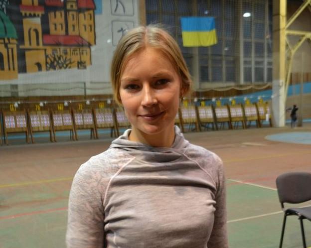 Соломія Трапезнікова виграла Кубок України зі стрільби з лука в приміщенні