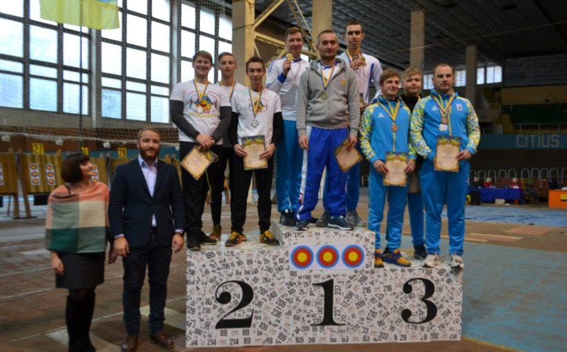 Львів'яни зібрали повний комплект медалей на Кубку України зі стрільби з лука