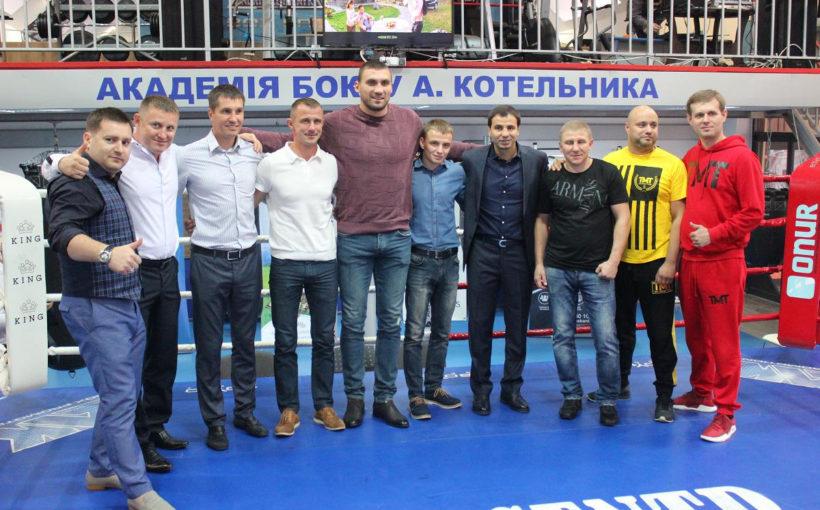 В листопаді у Львові пройде XVII Міжнародний турнір з боксу на призи Андрія Котельника