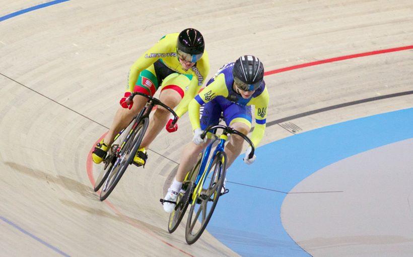 Олена Старікова стала четвертою на етапі Кубка світу з велоспорту на треку в Гонконзі