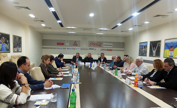 На засіданні комісії НОК «Інновації в спорті» окреслили шляхи підготовки спортсменів до участі в Олімпійських іграх