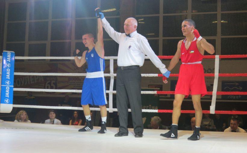 Андрій Тишковець допоміг збірній України з боксу перемогти у матчевій зустрічі Йорданію