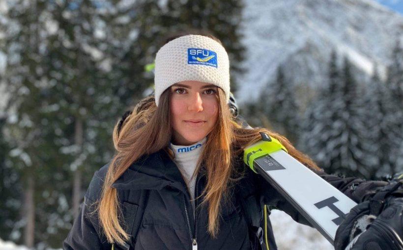 Катерина Шепіленко стала 31-ю на ІІІ зимових Юнацьких Олімпійських іграх