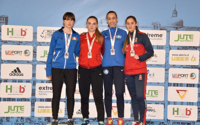 Вікторія Ващишин виграла четвертий етап Молодіжної ліги Karate1 2019 в Італії
