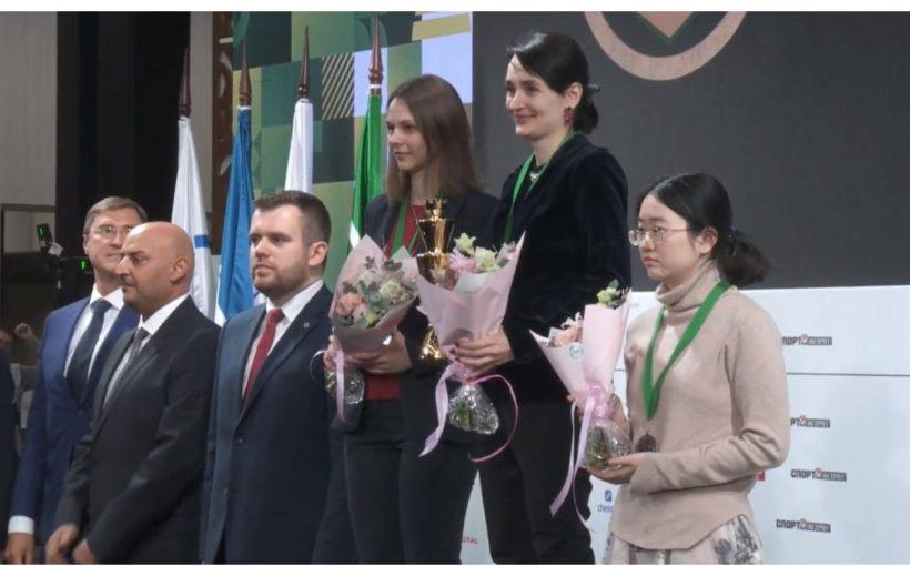 Анна Музичук стала віцечемпіонкою світу з бліцу