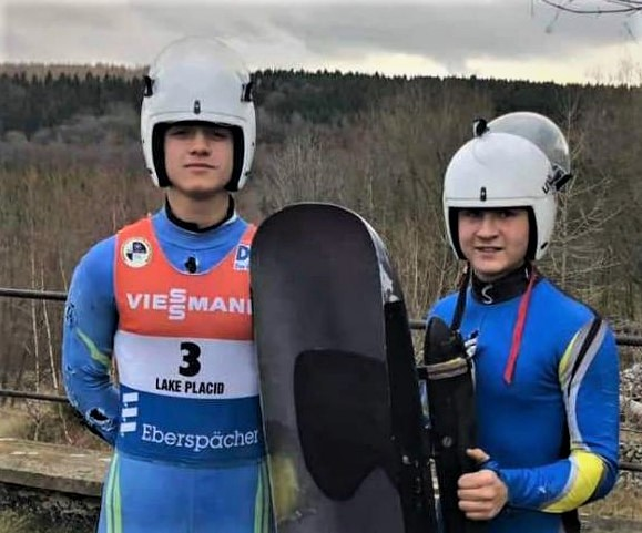 Львівські санкарі здобули ліцензії на ІІІ зимові Юнацькі Олімпійські ігри в Лозанні