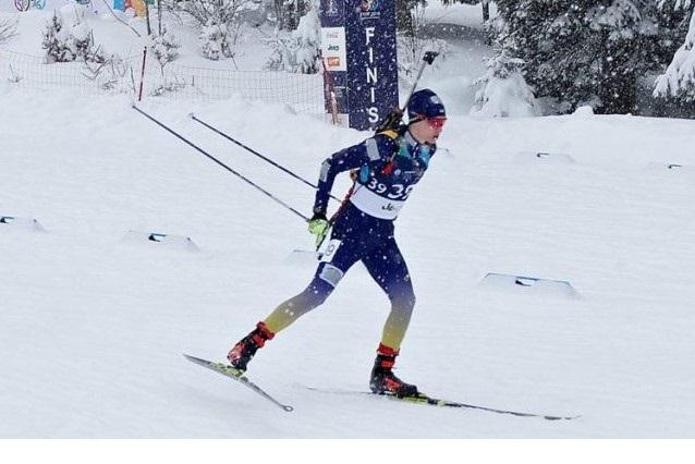 Юлія Городна – в ТОП-20 гонки переслідування на чемпіонаті світу з біатлону