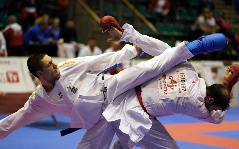 Восьмеро львів'ян заявлені на перший етап Прем'єр-Ліги Karate1 2020 в Парижі