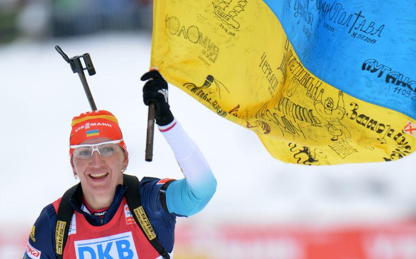 Олімпійській чемпіонці Олені Підгрушній – 33!