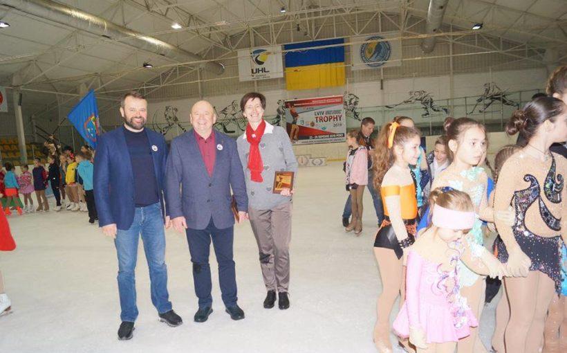 Завтра в Новояворівську відбудеться льодове свято з нагоди ІІІ зимових Юнацьких Олімпійських ігор
