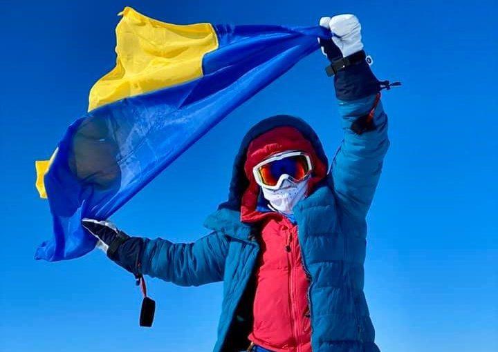 Оксана Літинська другою з українок піднялася на сім найвищих вершин на семи континентах світу
