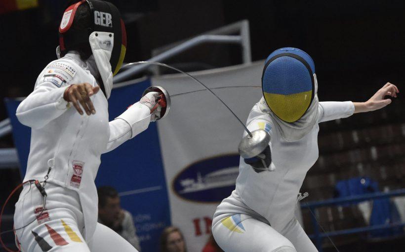 Ксенія Пантелеєва дійшла до 1/16 фіналу Кубка світу з фехтування на шпагах