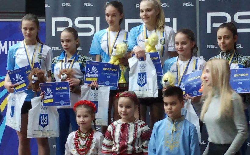 У Львові пройшов Чемпіонат України з бадмінтону серед юнаків та дівчат
