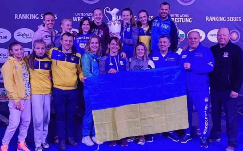 Після турніру в Римі троє львівських борчинь пробилися до ТОП-3 світового рейтингу