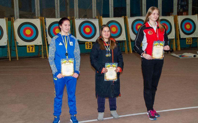 Львівські лучники здобули три медалі на чемпіонаті України в Харкові
