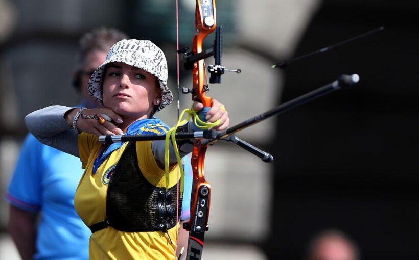 Вероніка Марченко стала чемпіонкою України зі стрільби з лука в приміщенні