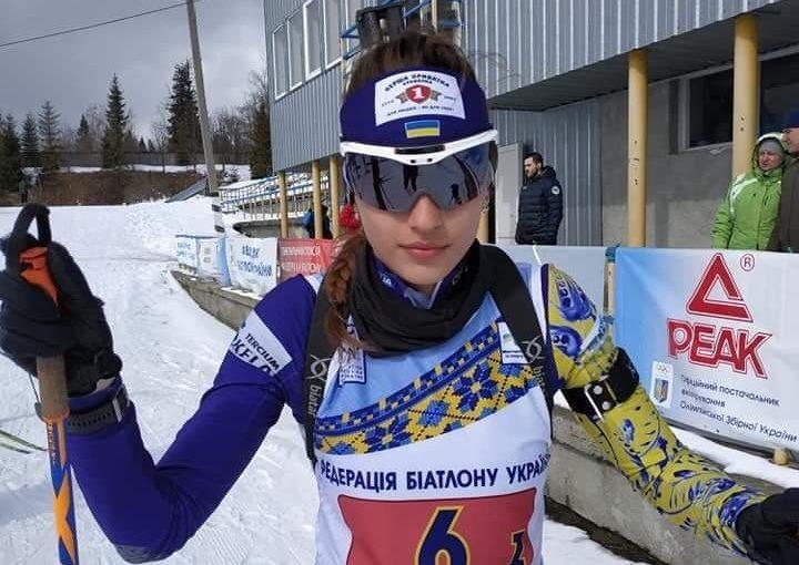 Найкраща з українок Юлія Городна – в ТОП-25 спринтерської гонки на чемпіонаті світу з біатлону